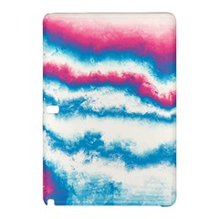 Ombre Samsung Galaxy Tab Pro 12 2 Hardshell Case by Valentinaart