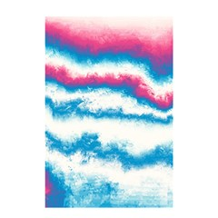 Ombre Shower Curtain 48  X 72  (small)