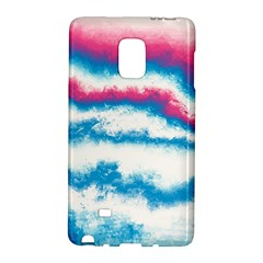 Ombre Samsung Galaxy Note Edge Hardshell Case