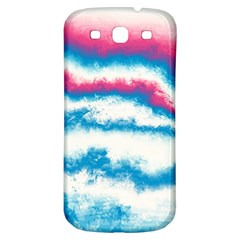 Ombre Samsung Galaxy S3 S Iii Classic Hardshell Back Case by Valentinaart