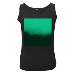 Ombre Women s Black Tank Top