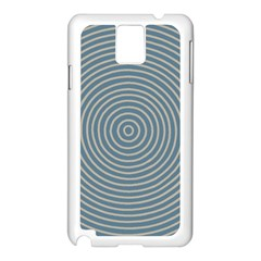 Concentration Samsung Galaxy Note 3 N9005 Case (white)