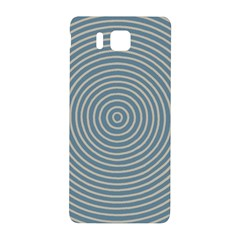 Concentration Samsung Galaxy Alpha Hardshell Back Case