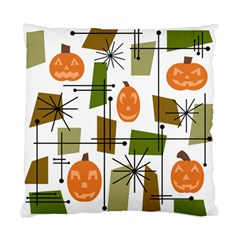 Halloween Mid Century Modern Standard Cushion Case (two Sides)