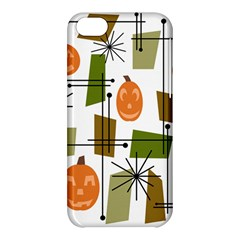 Halloween Mid Century Modern Apple Iphone 5c Hardshell Case by KayCordingly