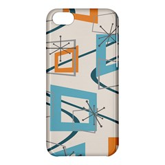 Minimalist Wavy Rectangles Apple Iphone 5c Hardshell Case by KayCordingly
