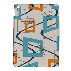 Minimalist Wavy Rectangles Ipad Air 2 Hardshell Cases
