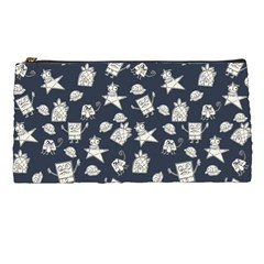 Doodle Bob Pattern Pencil Cases