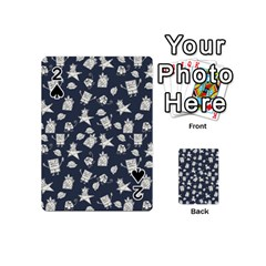 Doodle Bob Pattern Playing Cards 54 (mini)