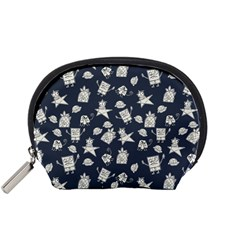 Doodle Bob Pattern Accessory Pouch (small)