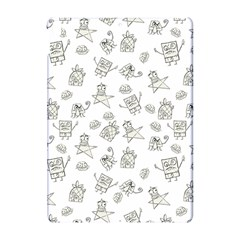 Doodle Bob Pattern Apple Ipad Pro 10 5   Hardshell Case