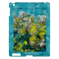 Bloom In Vintage Ornate Style Apple Ipad 3/4 Hardshell Case