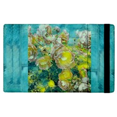 Bloom In Vintage Ornate Style Apple Ipad 3/4 Flip Case by pepitasart