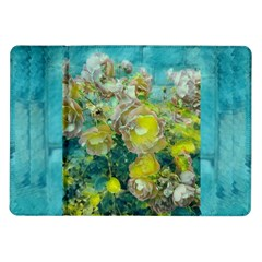 Bloom In Vintage Ornate Style Samsung Galaxy Tab 10 1  P7500 Flip Case