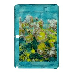 Bloom In Vintage Ornate Style Samsung Galaxy Tab Pro 10 1 Hardshell Case by pepitasart