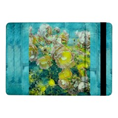 Bloom In Vintage Ornate Style Samsung Galaxy Tab Pro 10 1  Flip Case by pepitasart