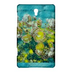 Bloom In Vintage Ornate Style Samsung Galaxy Tab S (8 4 ) Hardshell Case  by pepitasart