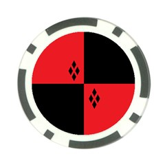 Harley Poker Chip Card Guard