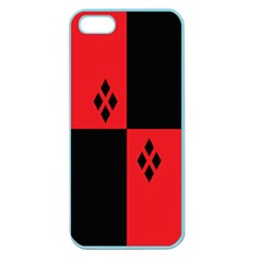 Harley Apple Seamless Iphone 5 Case (color) by raeraeshescrafty