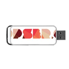 Picsart 08 15 11 00 26 Portable Usb Flash (one Side) by Topser