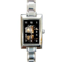 Menin Gate Ieper Monument Rectangle Italian Charm Watch by Simbadda