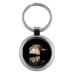 Menin Gate Ieper Monument Key Chains (round)  by Simbadda