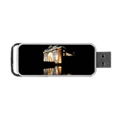 Menin Gate Ieper Monument Portable Usb Flash (one Side)