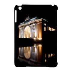 Menin Gate Ieper Monument Apple Ipad Mini Hardshell Case (compatible With Smart Cover) by Simbadda