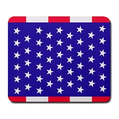 Day Independence July Background Large Mousepads