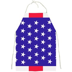 Day Independence July Background Full Print Aprons