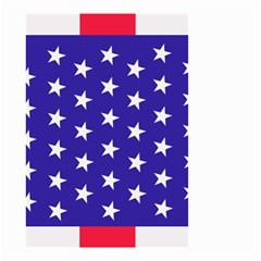 Day Independence July Background Small Garden Flag (two Sides)