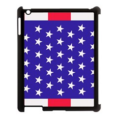 Day Independence July Background Apple Ipad 3/4 Case (black) by Simbadda