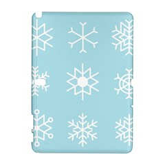 Snowflakes Winter Graphics Weather Samsung Galaxy Note 10 1 (p600) Hardshell Case