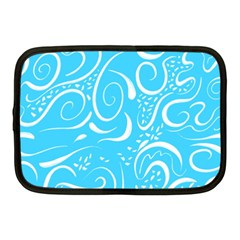 Scribble Reason Design Pattern Netbook Case (medium)