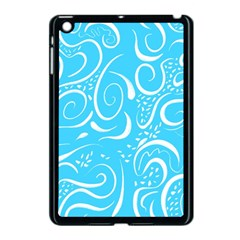 Scribble Reason Design Pattern Apple Ipad Mini Case (black)