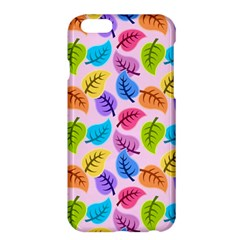 Colorful Leaves Apple Iphone 6 Plus/6s Plus Hardshell Case by vintage2030
