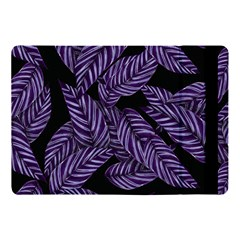 Tropical Leaves Purple Apple Ipad 9 7