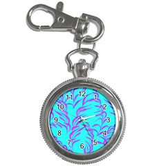 Branches Leaves Colors Summer Key Chain Watches