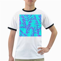 Branches Leaves Colors Summer Ringer T by Simbadda