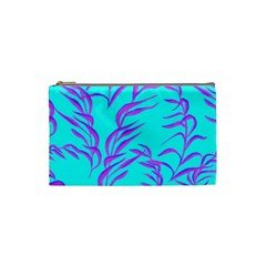 Branches Leaves Colors Summer Cosmetic Bag (small)