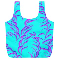 Branches Leaves Colors Summer Full Print Recycle Bag (xl) by Simbadda