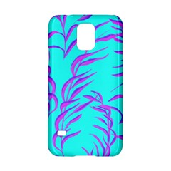 Branches Leaves Colors Summer Samsung Galaxy S5 Hardshell Case