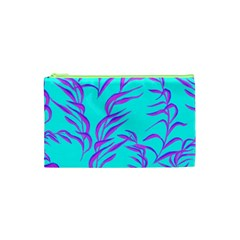 Branches Leaves Colors Summer Cosmetic Bag (xs)