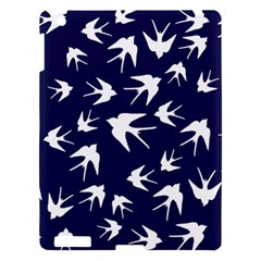 Birds Pattern Apple Ipad 3/4 Hardshell Case