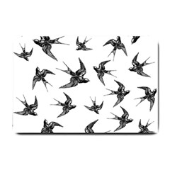 Birds Pattern Small Doormat