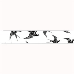 Birds Pattern Small Bar Mats