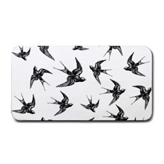 Birds Pattern Medium Bar Mats