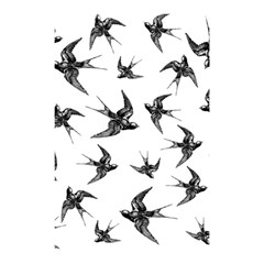 Birds Pattern Shower Curtain 48  X 72  (small)