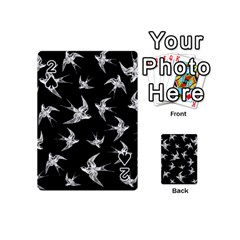 Birds Pattern Playing Cards 54 (mini)