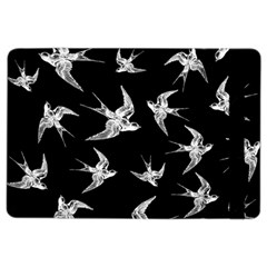 Birds Pattern Ipad Air 2 Flip by Valentinaart